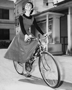 Audrey H. no bikedrops