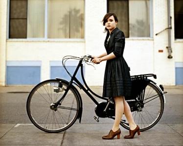 Ellen Page no Bikedrops